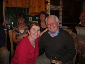 Bobby and His Cousin Kathleen in County Cork!