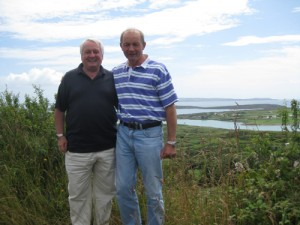 Bobby & Cousin James, West Cork